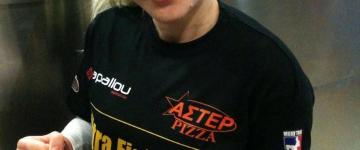 Η Aster Pizza προάγει τον αθλητισμό